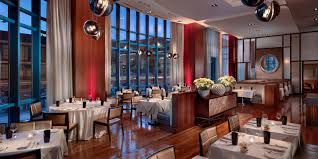 Un Delegates Dining Room Intercontinental San Francisco San Francisco California