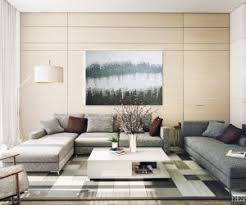 Warm Modern Interior Design - Interior design modern living room