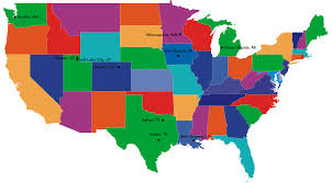 Austin Mn Map by Start With Top 10 U S Markets To Help Overcome Challenges For