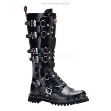 sale boots in canada sale cheap demonia mens gravel 22 leather shoes boots canada