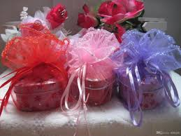organza drawstring bags wedding favor holders candy pouches organza bags drawstring