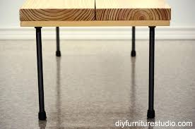 pipe table legs kit plumbing pipe desk computer cool best images about desks on custom