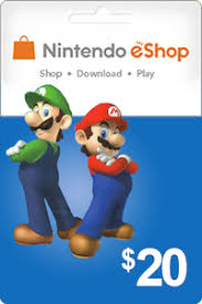 nintendo gift card the cheapest nintendo 20 usd in usa