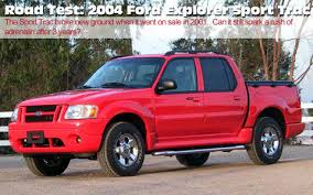 ford sports truck pickuptruck com 2004 ford explorer sport trac