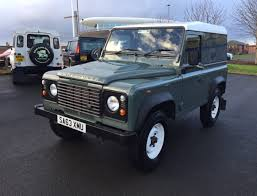 land rover defender 90 yellow land rover pvh landrovers
