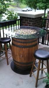pub table outdoor foter