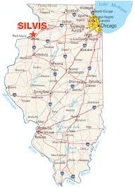 Illinois Interstate Map by Develop Silvis Il Home Page