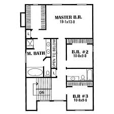 Prairie House Plans Prairie Style House Plan 3 Beds 2 50 Baths 2316 Sq Ft Plan 50 213
