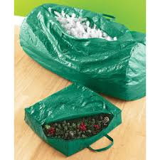 artificial tree storage bag the container store