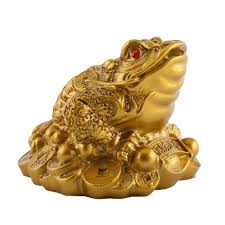 good fortune money frog feng shui figurine u2013 voltlin