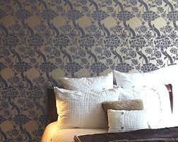 designer wandle william morris wandle stencil shop olive leaf stencils
