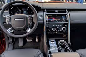discovery land rover interior 2017 2019 land rover discovery concept and redesign 2018 2019 cars