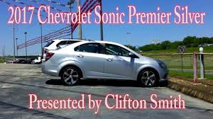 culver city toyota toyota dealer limbaugh toyota 2017 chevrolet sonic premier silver youtube