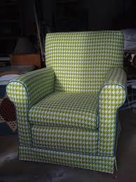 chairs houndstooth chair traditional wingback white wing