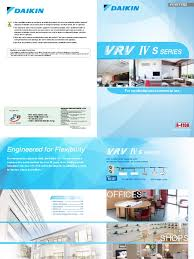 catalogue daikin vrv iv s duct flow mechanical fan