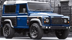 land rover 110 truck a kahn design land rover defender 2 2 tdci 90 xsi 2013 aro 16 carwp