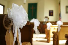 Pew Decorations For Weddings 11 Beautiful Options For Wedding Pew Decorations