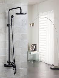 popular waterfall bath faucet wall mixer shower tap buy cheap