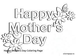 coloring pages mothers day flowers coloring mother day pictures happy mother s day flowers coloring