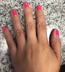 gel manicure at rio nails yelp