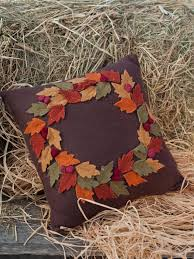 autumn harvest table linens autumn wreath cushion shop all collections table linens kitchen