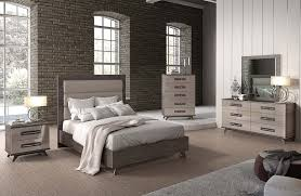 Black Lacquer Bedroom Furniture Grey Lacquer Bedroom Set Ef Gabbie Modern Bedroom Furniture