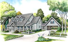 plan 46042hc spacious country home plan porch lofts and country