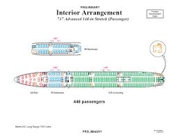 Boeing 747 Floor Plan by Boeing Nears 747adv Launch Decision Page 2 Airliners Net
