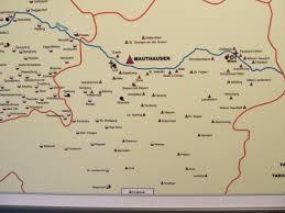 Map Of Concentration Camps Ljubelj Labour Camp Visit Tržič