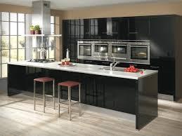 34 Timelessly Elegant Black And White Kitchens Digsdigs by Home Design 87 Cool Black And White Kitchenss
