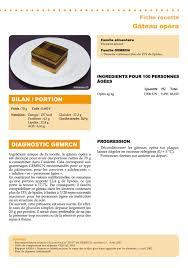 fiche recette cuisine fiche recette cuisine collective un site culinaire populaire avec