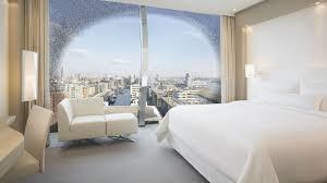 Schlafzimmer Komplett In Hamburg Elbphilharmonie Zimmer Im Westin Hotel Blick Ins Innere