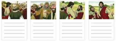 bible timeline printables