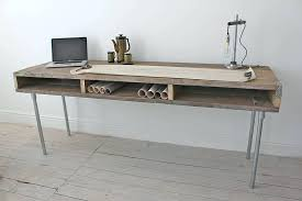 wood and metal writing desk fantastic wood and metal desk somerefo org