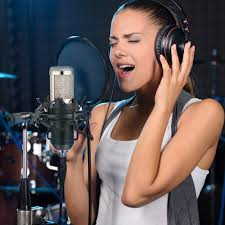 avantek pro condenser microphone with mic shock mount for singing