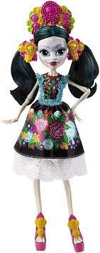 skelita calaveras high skelita calaveras collector doll mhcollector