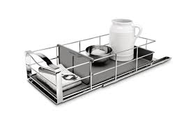 9 inch cabinet organizer simplehuman 9 inch pull out cabinet organizer heavy gauge steel