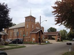 Sugarcreek Ohio Map by Location Sugarcreek United Methedist Church