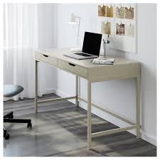 desktop computer desk alex desk white ikea