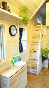 woman u0027s triple axle tumbleweed tiny house