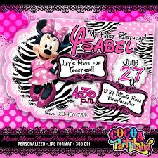 16 best minnie mouse party printables images on pinterest party