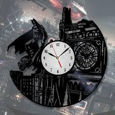 Batman Home Decor Batman Super Hero Dc Comics Arkham Dark Vinylevolution