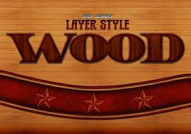 Create Wood Shelf Photoshop by Wood Styles Free Photoshop Styles At Brusheezy