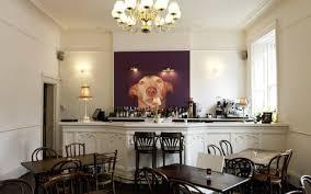 Chandelier That Turns Your Room Into A Forest Edinburgh Restaurants
