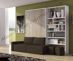 armoire lit avec canapé armoire lit avec canapé light sur dépôt direct usine