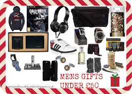 everyone should sparkle christmas gift ideas for him under 50