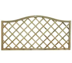 forest hamburg garden trellis screen 180 x 90cm gardensite co uk