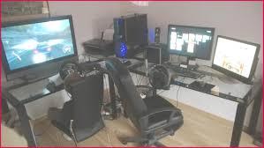 pc gamer bureau pc gamer bureau fraisbureau d angle gamer décoration de la maison