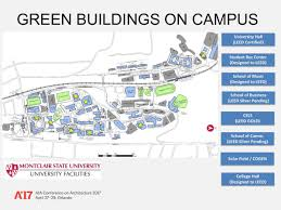 Cal Poly Campus Map Montclair State University Campus Map Image Gallery Hcpr