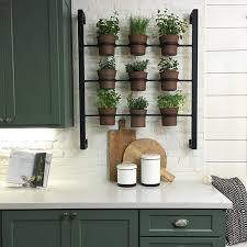 impressive kitchen wall herb garden and best 25 herb wall ideas on
